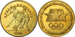 Us Coins - United States of America, Medal, Jeux Olympiques de Los Angelès, Handball