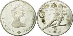 World Coins - Coin, Canada, Elizabeth II, 20 Dollars, 1990, Royal Canadian Mint, Ottawa