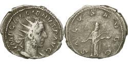 Ancient Coins - Coin, Gallienus, Antoninianus, 257, Milan, , Billon, RIC:399