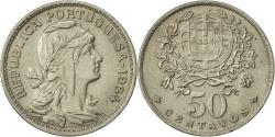 World Coins - Portugal, 50 Centavos, 1964, , Copper-nickel, KM:577