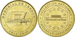 World Coins - France, Token, Touristic token, Fleury-devant Douaumont - Mémorial de Verdun