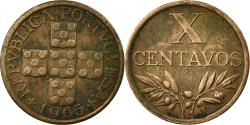 World Coins - Coin, Portugal, 10 Centavos, 1965, , Bronze, KM:583