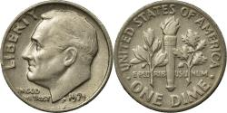 Us Coins - Coin, United States, Roosevelt Dime, Dime, 1971, U.S. Mint, Philadelphia