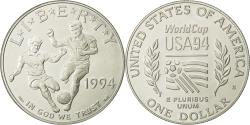 Us Coins - United States, Dollar, 1994, U.S. Mint, San Francisco, MS(65-70), Silver, KM:247