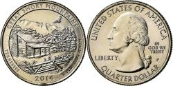 Us Coins - Coin, United States, Tennessee, Quarter, 2014, Philadelphia,