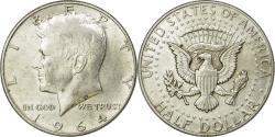 Us Coins - Coin, United States, Kennedy Half Dollar, Half Dollar, 1964, U.S. Mint