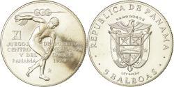 World Coins - Coin, Panama, 5 Balboas, 1970, U.S. Mint, , Silver, KM:28
