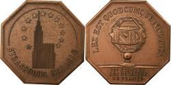 World Coins - France, Token, 73ème Congrès des Notaires de France, Strasbourg, 1976