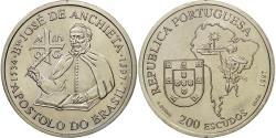 World Coins - Coin, Portugal, 200 Escudos, 1997, , Copper-nickel, KM:699