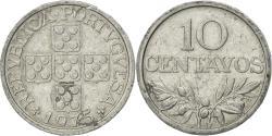 World Coins - Portugal, 10 Centavos, 1975, , Aluminum, KM:594