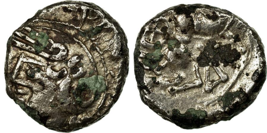 Ancient Coins - Coin, Kaletedoy, Lingones, Quinarius, , Silver, Delestrée:3199