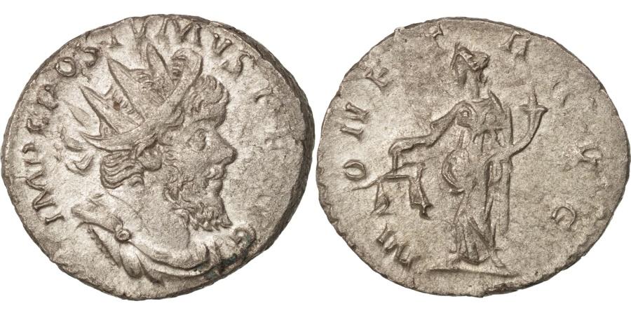 Ancient Coins - Postumus, Antoninianus, 263, , Billon, RIC:75