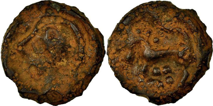 Ancient Coins - Coin, Senones, Potin, , Potin, Delestrée:150