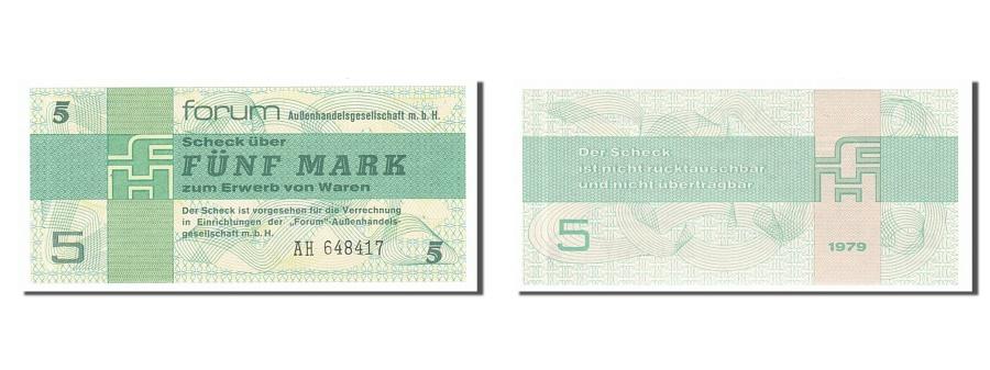 World Coins - Germany - Democratic Republic, 5 Mark, 1979, KM #FX3, UNC(65-70), AH648417
