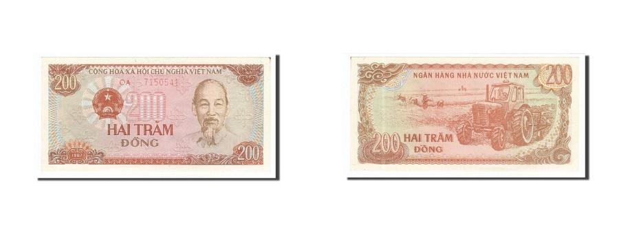 World Coins - Viet Nam, 200 Dng, 1987, KM #100c, UNC(63), OA7150541