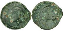 Ancient Coins - Coin, Suessiones, Bronze CRICIRV, VF(20-25), Bronze, Delestrée:557