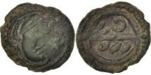 Caleti, Bronze à l'esse et aux chevrons, EF(40-45), Delestrée:665var