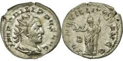 Ancient Coins - Coin, Philip I, Antoninianus, 248, Rome, , Billon, RIC:9