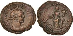 Ancient Coins - Diocletian, Tetradrachm, Year 3, Alexandria, , Billon, Milne:4821