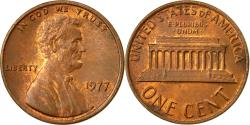 Us Coins - Coin, United States, Lincoln Cent, Cent, 1977, U.S. Mint, Philadelphia