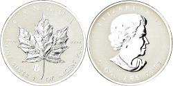 World Coins - Coin, Canada, Elizabeth II, Maple Leaf, 5 Dollars, 2011, Royal Canadian Mint