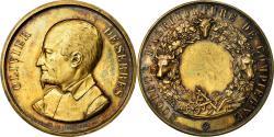 World Coins - France, Medal, Société d'Agriculture de Compiègne, Olivier de Serres, De