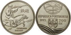 World Coins - Coin, Portugal, 200 Escudos, 1993, , Copper-nickel, KM:666