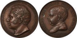 World Coins - France, Medal, Charles Ferdinand, Duc de Bordeaux, 1820, , Bronze