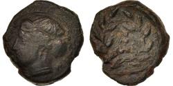 Ancient Coins - Hemilitron, 413-408, Himera, , Bronze, SNG Cop:320