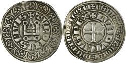 World Coins - Coin, France, Louis IX, Gros Tournois, , Silver, Duplessy:190A