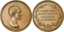 World Coins - Switzerland, Medal, Johann Jacob Bodmer, 1783, Boltschauser, , Bronze