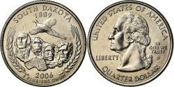 Us Coins - Coin, United States, South Dakota, Quarter, 2006, U.S. Mint, Denver,