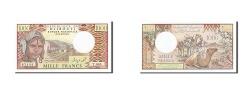 World Coins - Djibouti, 1000 Francs, 1991, KM #37c, UNC(65-70), Y.003