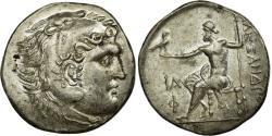 Ancient Coins - Coin, Kingdom of Macedonia, Alexander III, Tetradrachm, Phaselis, Fourrée