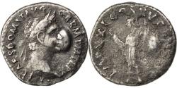 Ancient Coins - Domitia, Denarius, , Silver, Cohen #272, 2.80