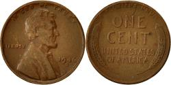 Us Coins - Coin, United States, Lincoln Cent, Cent, 1946, U.S. Mint, San Francisco