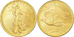 Us Coins - Coin, United States, Saint-Gaudens, $20, Double Eagle, 1914, U.S. Mint, Denver