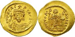 Ancient Coins - Coin, Phocas, Solidus, 602-603, Constantinople, , Gold, Sear:616