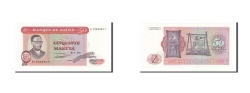World Coins - Zaïre, 50 Makuta, 1978, KM #16c, 1978-05-20, UNC(65-70), D1009895P