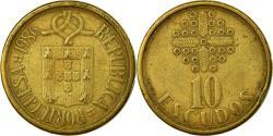 World Coins - Coin, Portugal, 10 Escudos, 1986, , Nickel-brass, KM:633