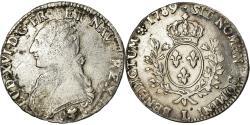 Ancient Coins - Coin, France, Louis XVI, Écu aux branches d'olivier, Ecu, 1789, Bayonne