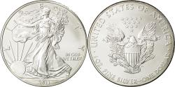 Us Coins - United States, Dollar, 2011, U.S. Mint, MS(65-70), Silver, KM:273