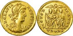 Coin, Gratian, Solidus, 375-378, Trier, , Gold, RIC:39d