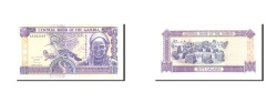 World Coins - Gambia, 50 Dalasis, 1996, KM:19a, Undated, UNC(65-70)
