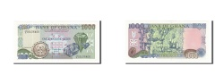 World Coins - Ghana, 1000 Cedis, 1996, KM #29b, 1996-02-23, UNC(63), 19/A 03136406