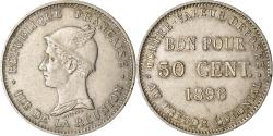World Coins - Coin, Réunion, 50 Centimes, 1896, , Copper-nickel, KM:4