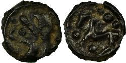 Ancient Coins - Coin, Senones, Potin, , Potin, Delestrée:2646
