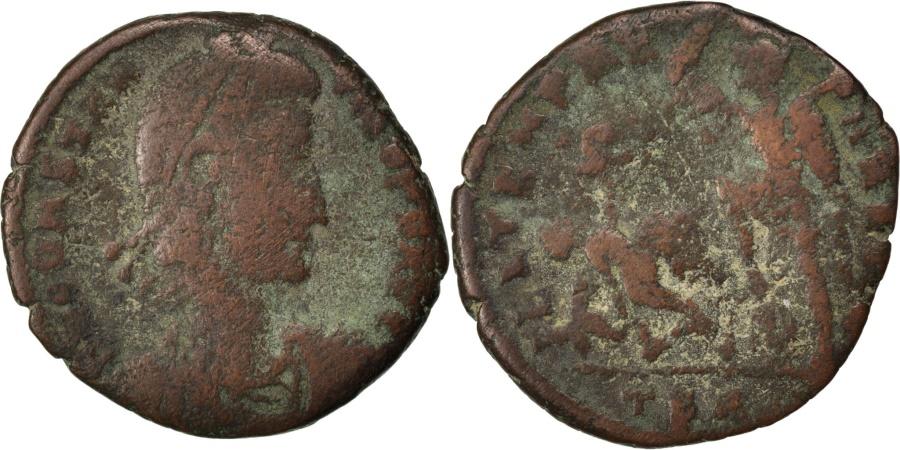 Ancient Coins - Constantius Gallus, Maiorina, , Copper, Cohen #9, 3.20