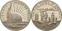 Us Coins - United States, Half Dollar, 1986, U.S. Mint, San Francisco, AU(55-58)