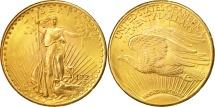 Us Coins - United States,Saint-Gaudens, $20, Double Eagle, 1925, Philadelphia,Gold, KM 131